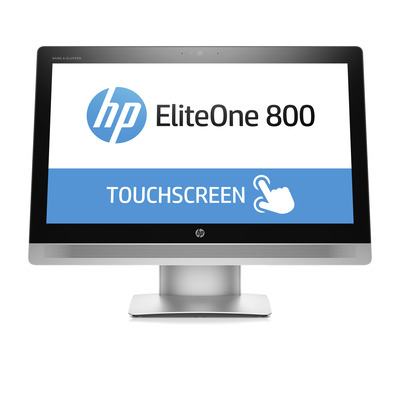 HP EliteOne 800 G2 Touch All-in-one pc - Zilver