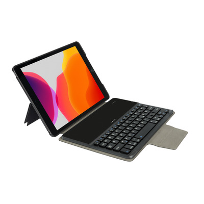 Gecko Covers APPLE IPAD 10,2 (2019) KEYBOARD COVER QWERTZ Mobile device keyboard