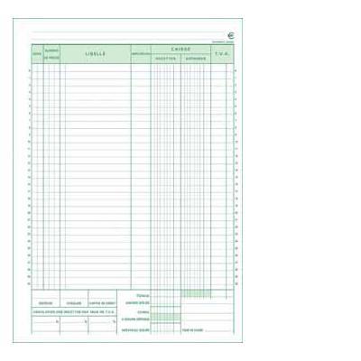 Exacompta bedrijfsformulier: HOBBY KALENDER 23X24CM WIT