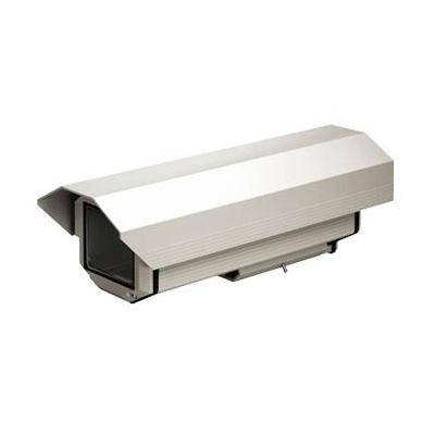 Videotec HEG housing 365mm w/sunshield & fan-assisted triple heater Behuizing