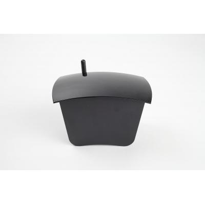 Myfox sirene: Draadloze binnensirene met repeater - 110 dB, 220V/12V, 50-60Hz, 0.8A , 150m, 433.92 MHz FM - Zwart