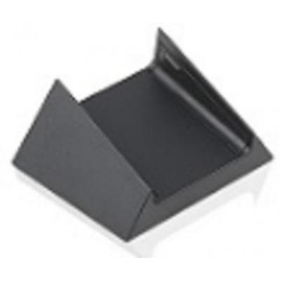 Lenovo Computerkast onderdeel: ThinkCentre Tiny IV Vertical Stand - Zwart