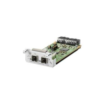 Hewlett packard enterprise netwerk switch module: Aruba 2930M 2-port Stacking Module