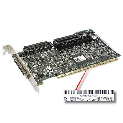 Hewlett Packard Enterprise SP/CQ 64 Bit Single PCI Controller