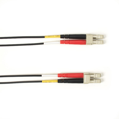 Black Box FOCMR10-003M-LCLC-BK fiber optic kabel