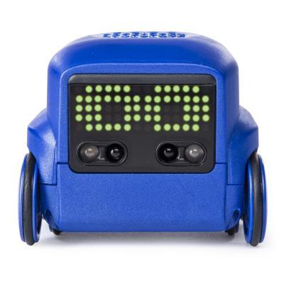 Spin Master Boxer Interactive A.I. Robot (Blue) Entertainment robot - Zwart, Blauw
