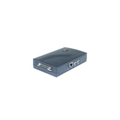 Longshine printer server: 3x Port Printserver
