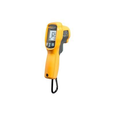 Fluke omgevingsthermometer: 62 MAX - Zwart, Geel
