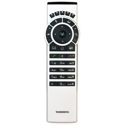 Cisco TRC5 afstandsbediening - Zwart, Wit