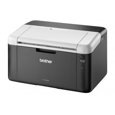Brother laserprinter: HL-1212W - Zwart