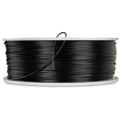 Verbatim 3D printing material: ABS-filament - Zwart