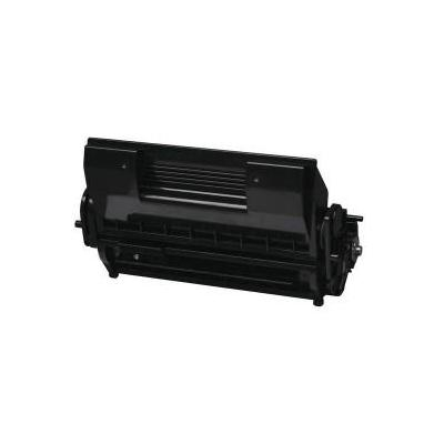 OKI toner: Black drum/toner cartridge - Zwart