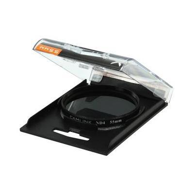 CamLink Neutral density filter, 55mm Camera filter - Zwart