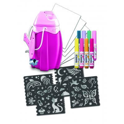Crayola : Marker Airbrush roze