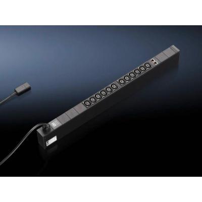 Rittal DK 7955.901 Energiedistributie - Zwart