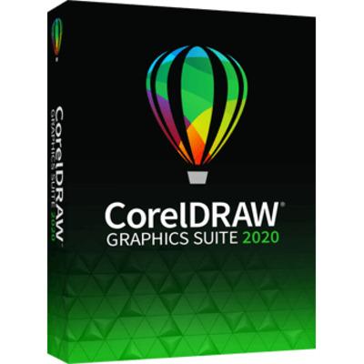 Corel Draw Graphics Suite 2020 Grafische software