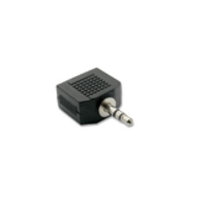 Intronics MA60 Kabel adapter - Zwart,Zilver