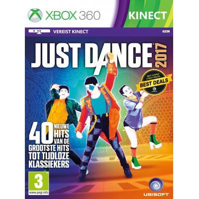 Ubisoft game: Just Dance 2017  Xbox 360