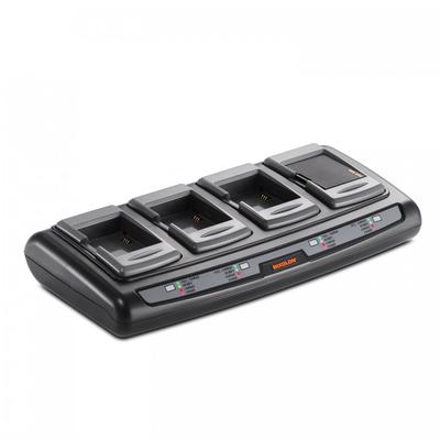 Bixolon PQC-R300/STD Oplader - Zwart, Grijs
