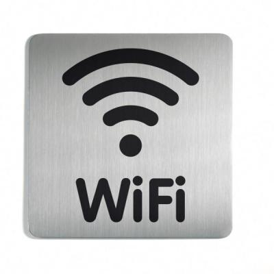 Durable Picto Vierkant - Wifi pictogram