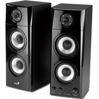 Genius Speaker: SP-HF1800A - Zwart