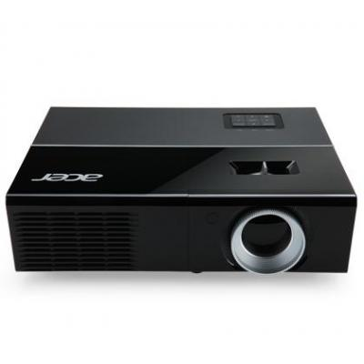 Acer beamer: Value P1276 - Zwart