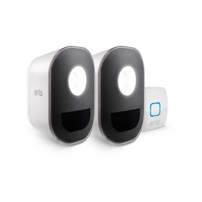 Arlo personal wireless lighting: ALS1102 - Zwart, Wit