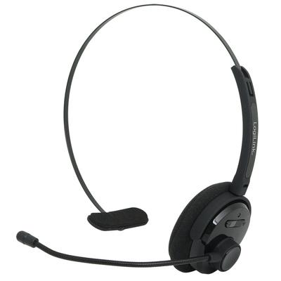 LogiLink BT0027 Headset - Zwart