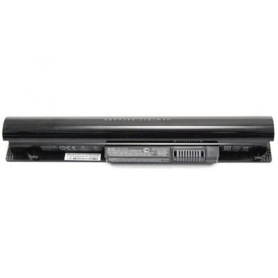 Hp batterij: Li-Ion 2550mAh - Zwart