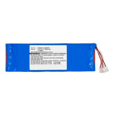 CoreParts MBXRC-BA032 - Blauw