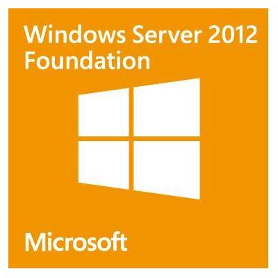 Lenovo Besturingssysteem: Windows Server 2012 Foundation, 64-bit, 1 CPU, ROK, ML