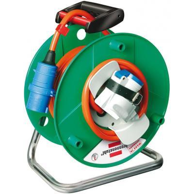 Brennenstuhl power extrention: BN-1182450 - Zwart, Blauw, Groen, Grijs, Oranje, Wit