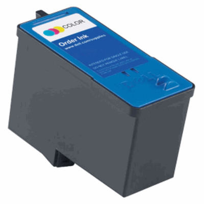 DELL UK852 inktcartridge - Cyaan, Magenta, Geel