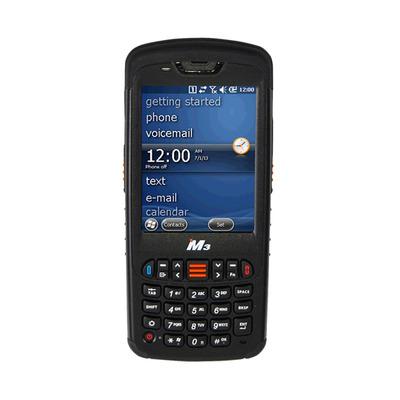 M3 Mobile BLACK - Alphanumeric PDA - Zwart