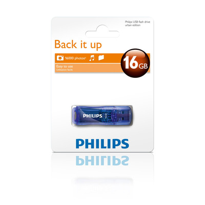 Philips FM16FD35B/00 USB-sticks