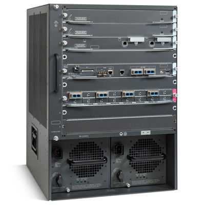 Cisco netwerkchassis: Catalyst 6509 Enhanced