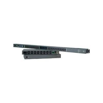 Lantronix SLPV1611E-02 Energiedistributie - Zwart