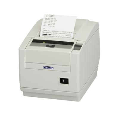 Citizen CT-S601II Pos bonprinter - Wit