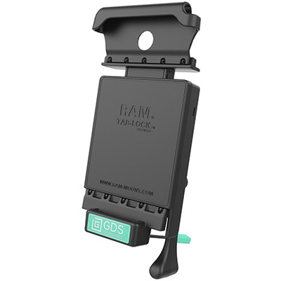 RAM Mounts RAM-GDS-DOCKL-V2-SAM17U Mobile device dock station - Zwart