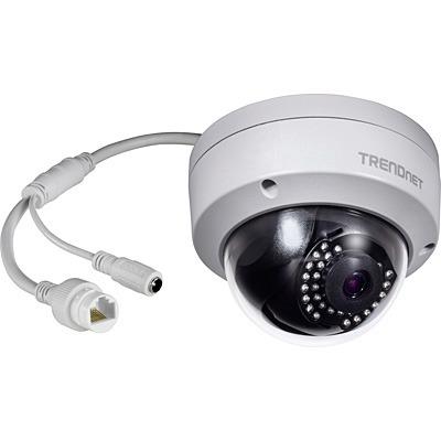 Trendnet TV-IP325PI Beveiligingscamera - Zwart, Wit