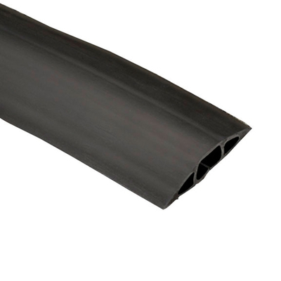 Black Box Cable Cover FloorTrak™ Kabel beschermer - Zwart