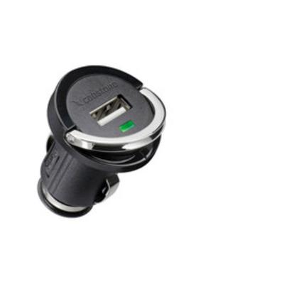 Microconnect USB Car Charger Oplader - Zwart