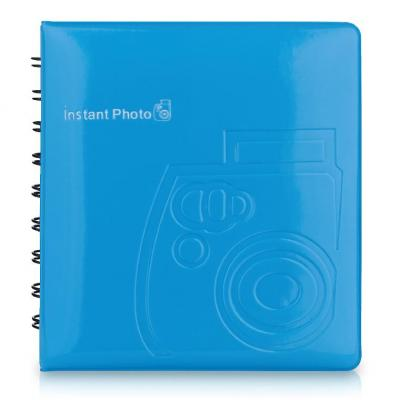 Fujifilm album: Instax Mini - Blauw