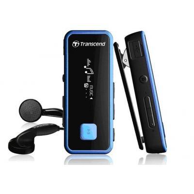 Transcend MP3 speler: MP350 - Zwart