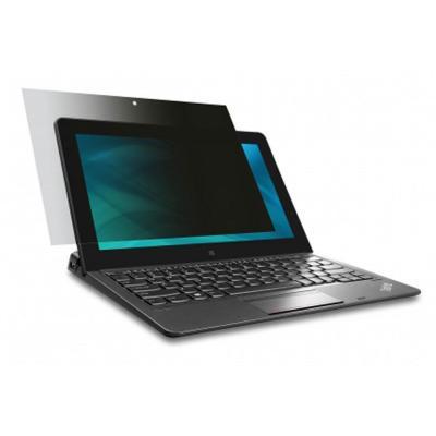 Lenovo screen protector: 4-way Privacy Helix 2 - Zwart