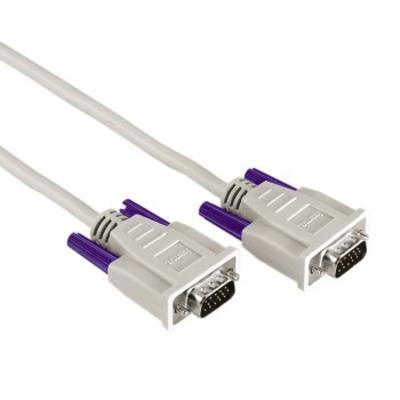 Hama 75042089 VGA kabel  - Grijs