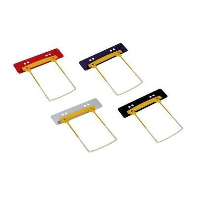 Jalema inbinder: Clip-Plus - Zwart, Blauw, Grijs, Rood