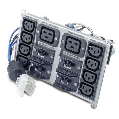 APC Symmetra Backplate Power supply unit - Zwart