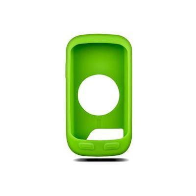 Garmin navigator case: Silicone Cases (Edge 1000) - Groen