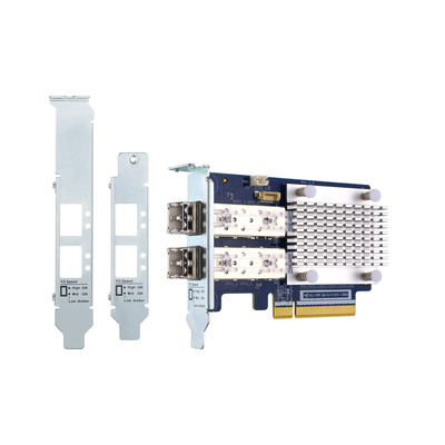 QNAP QXP-32G2FC Netwerkkaart